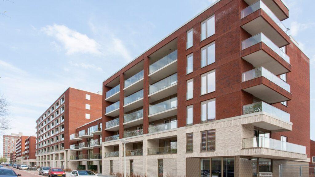 Breehorn appartementengebouw Amsterdam fase 2