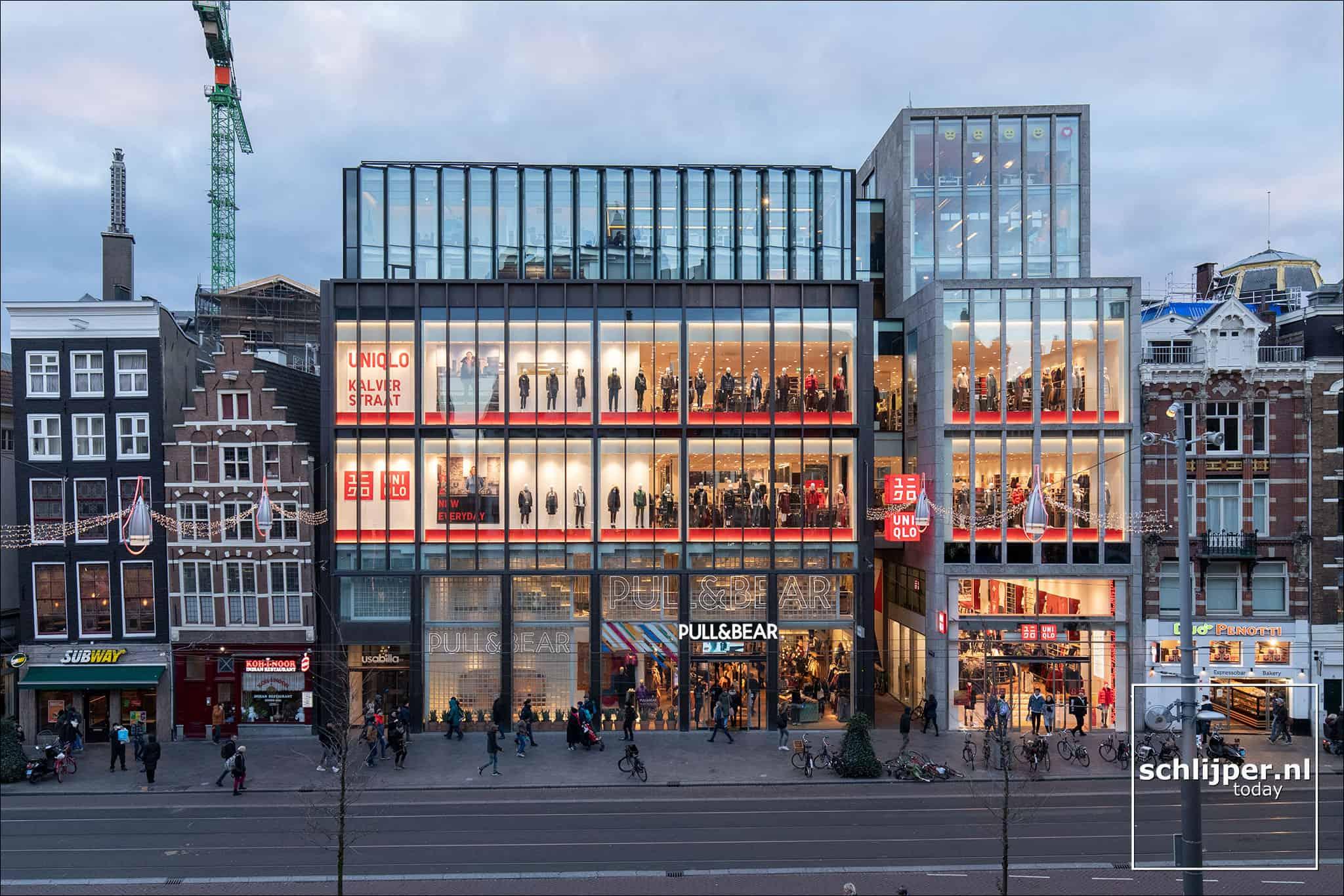 Transformatie Rokin Amsterdam