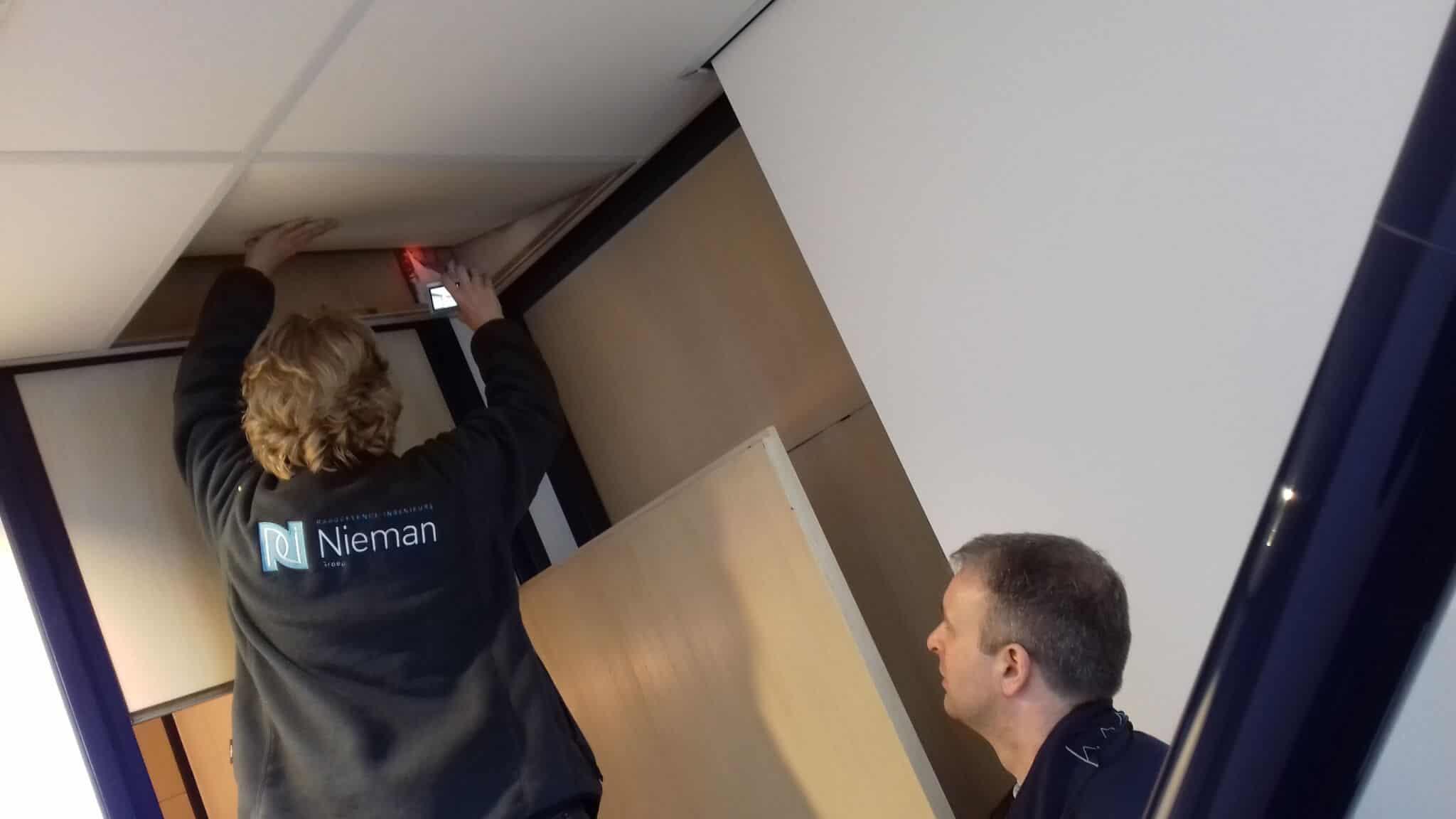 Inspectie brandveiligheid
