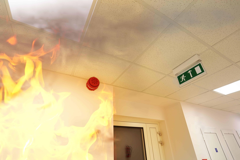 Brand- en vluchtveiligheid