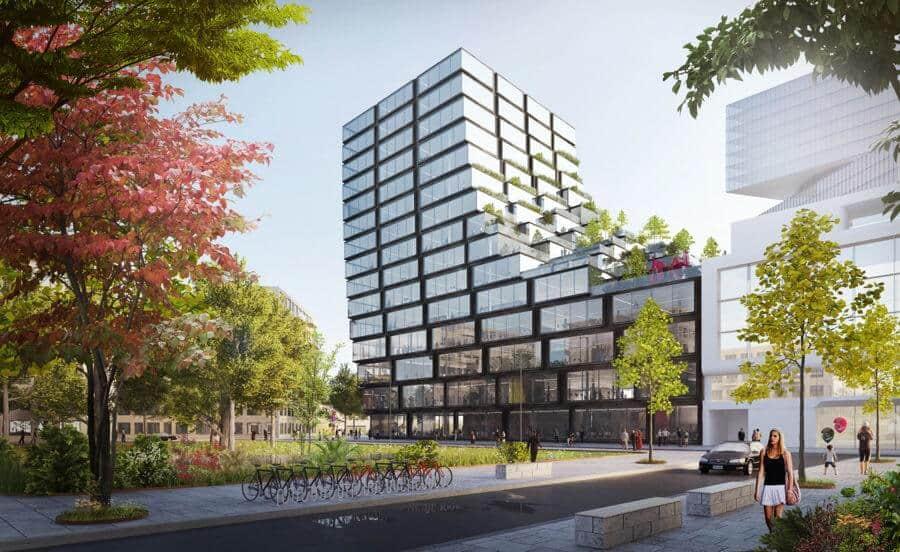 Suitsupply HQ Amsterdam met integrale Nieman advisering