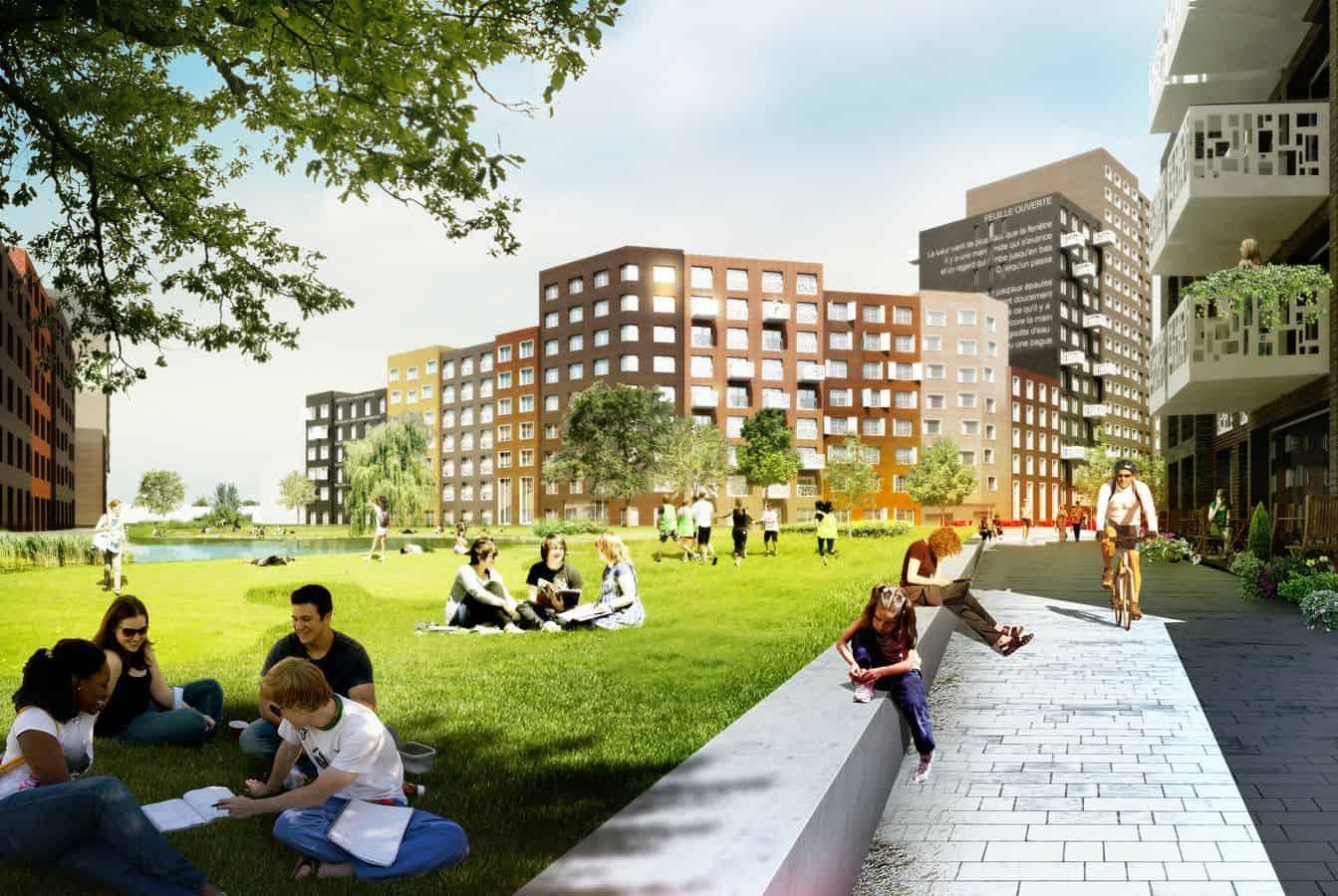Leidse Schans Campus