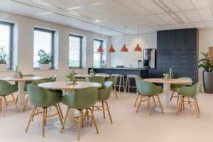 Samenwerken ontmoetingsruimte Nieman Zwolle