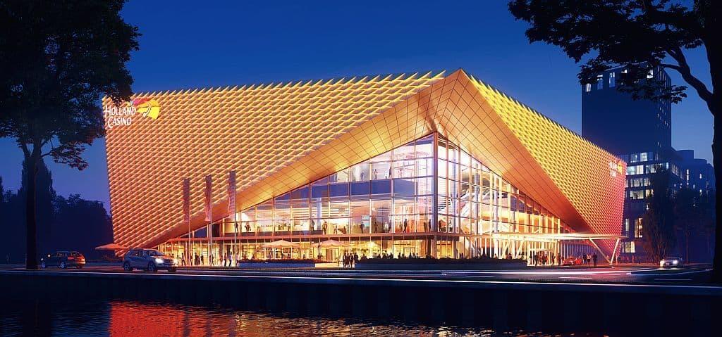 Holland Casino, render september2019