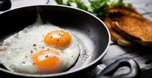 Cobouw column Ei van Harm Valk 18 september 2018 over het uitvinden van het ei of de eieren voor de energielevering