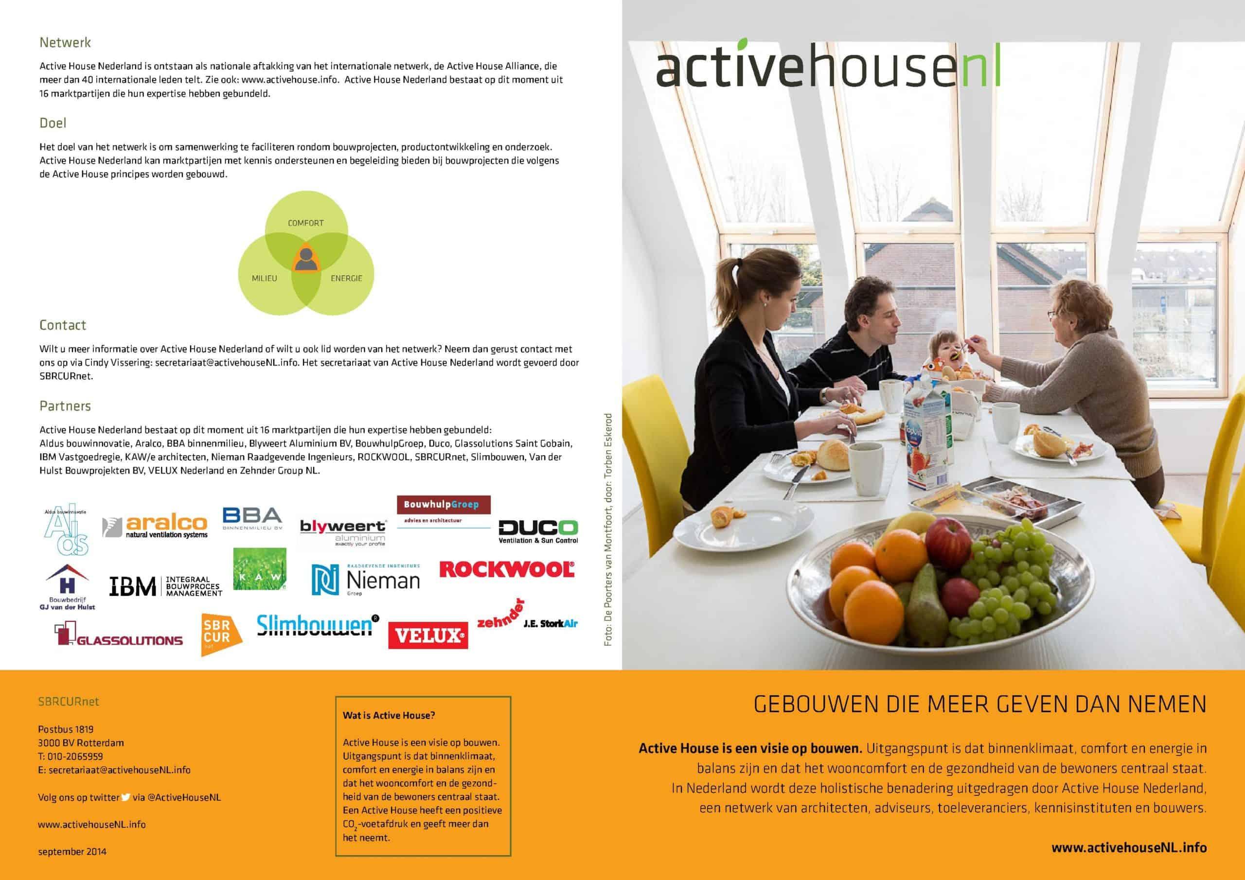 Active House NL flyer_1