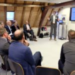 André Kruithof op ZEN bijeenkomst gestapelde bouw 13-10-2015