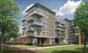Appartementen AtAmstel, impressie © ArchitectenCie