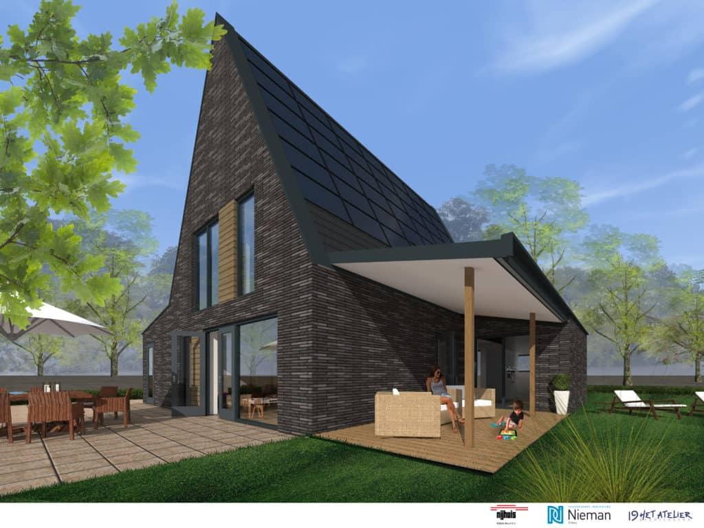 tHuis artist impressie Active House