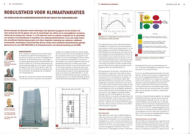 Bouwfysica 2009-03_Robuustheid voor klimaatvariaties