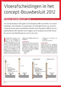 Bouwregels-in-de-Praktijk_2011-06_Vloerafscheidingen-in-het-concept-Bouwbesluit-2012_1