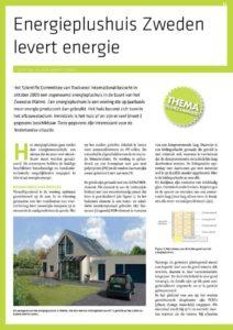 Bouwregels-in-de-Praktijk_2011-10_Energieplushuis-Zweden-levert-energie_1