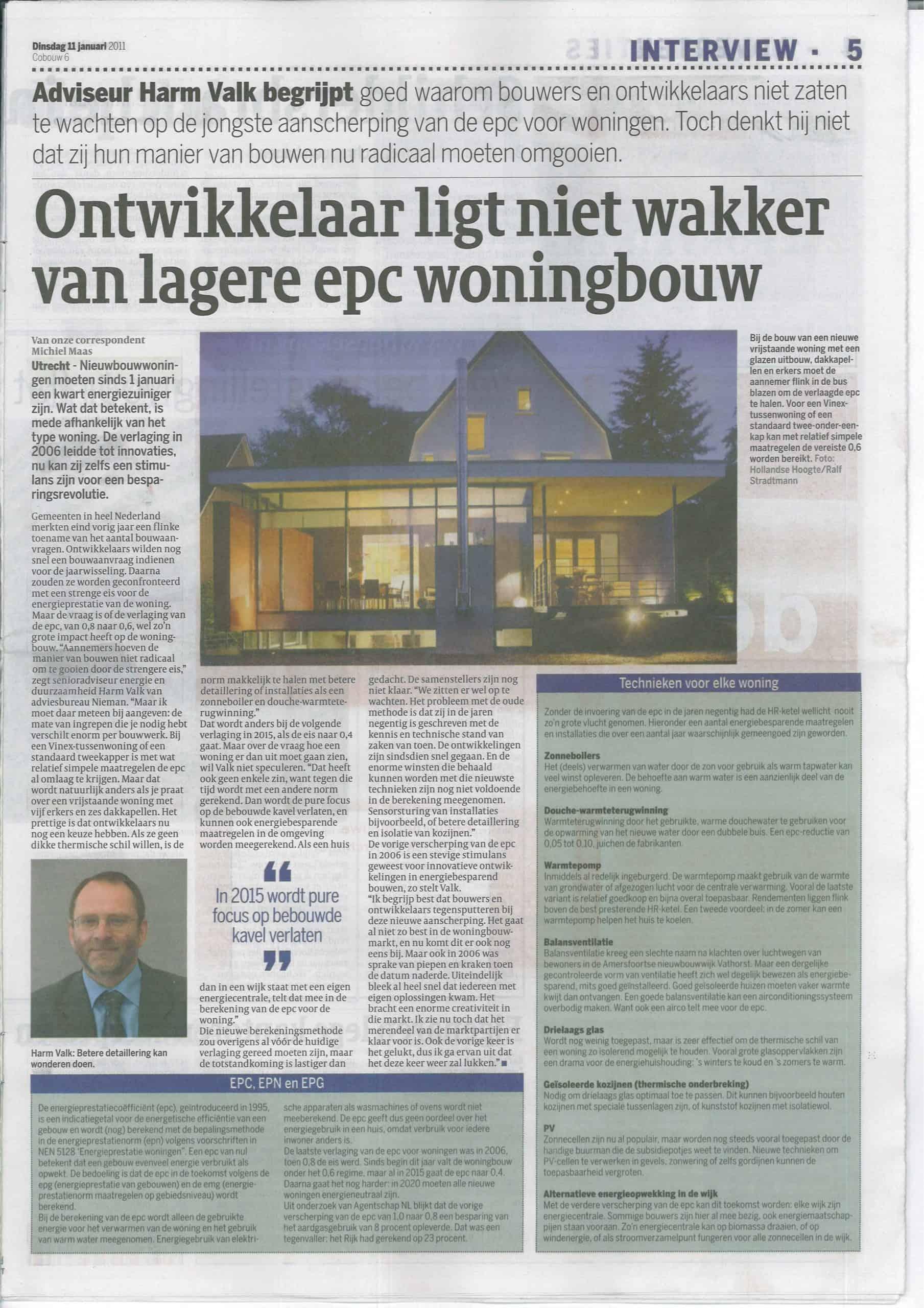 Cobouw_2011-01-11_Iview-HarmValk_Lagere-EPC-woningbouw-1-scaled