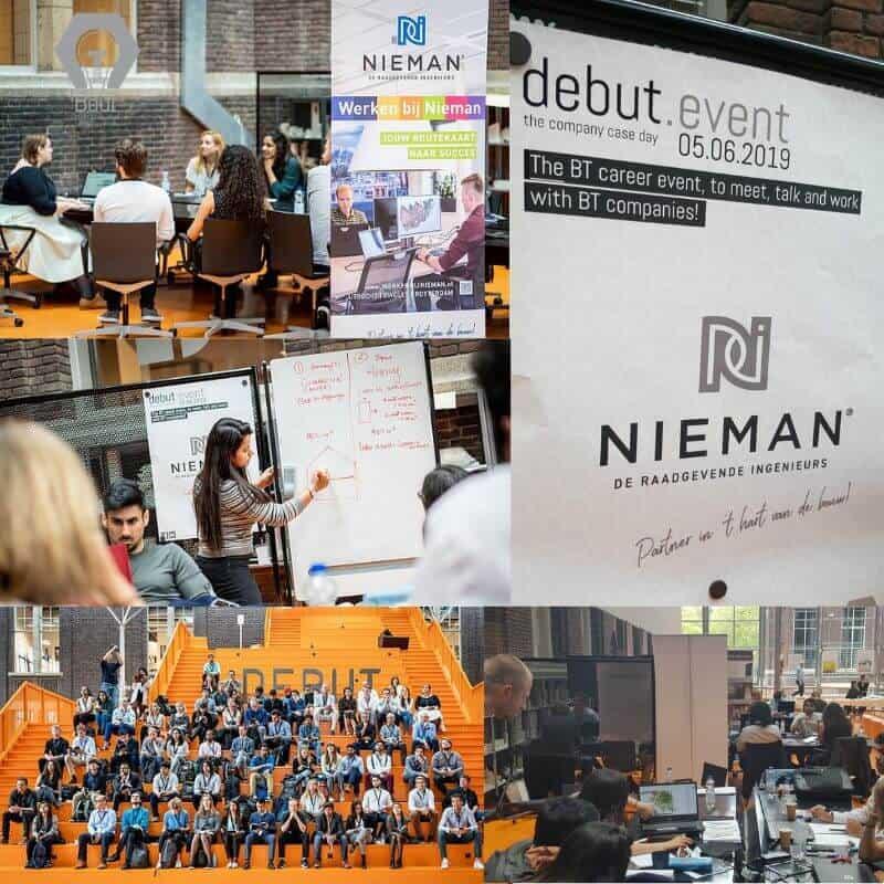 DebutTU-Delft met Nieman
