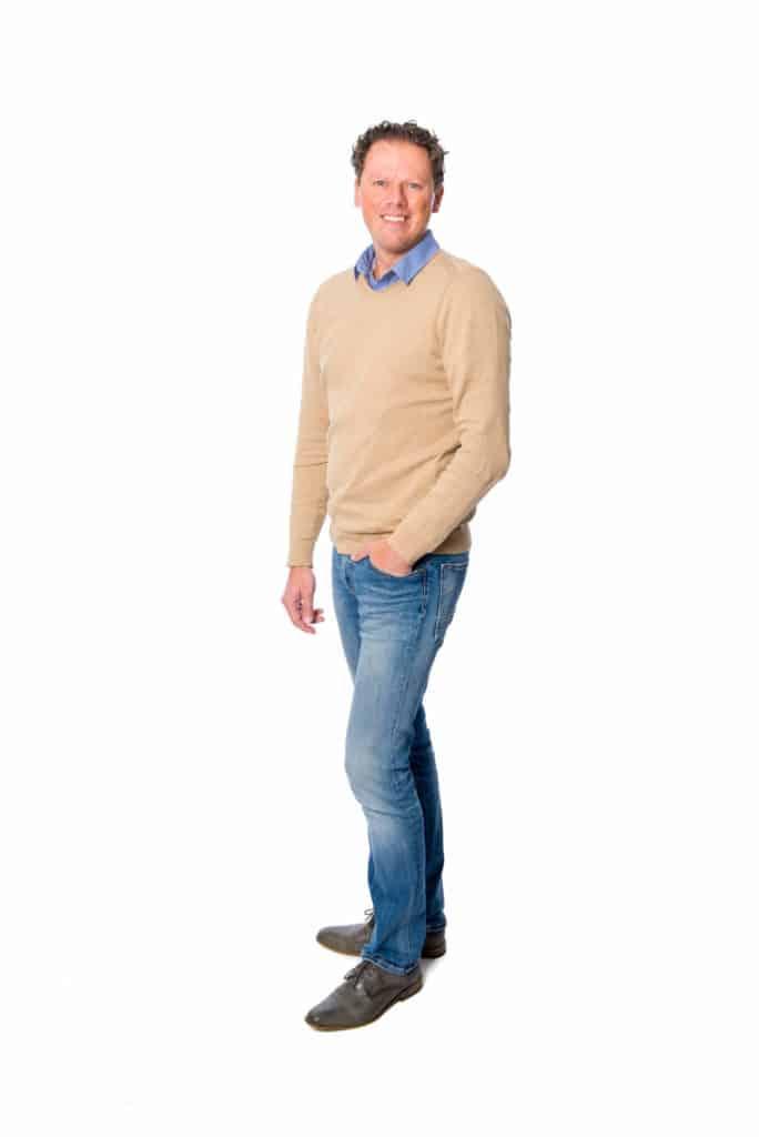 Dennis Strijards, Unitmanager Innovaties bij Nieman Raadgevende Ingenieurs.