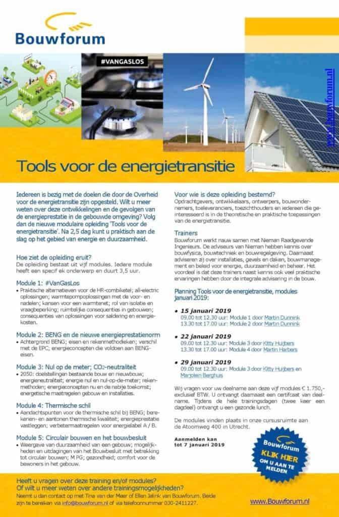 Digitale_flyer Tools voor de energietransitie Bouwforum 2019