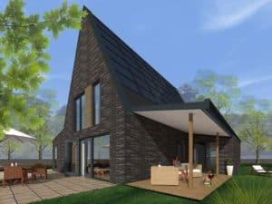 Duurzame nieuwbouwwoning tHuis © 19Atelier