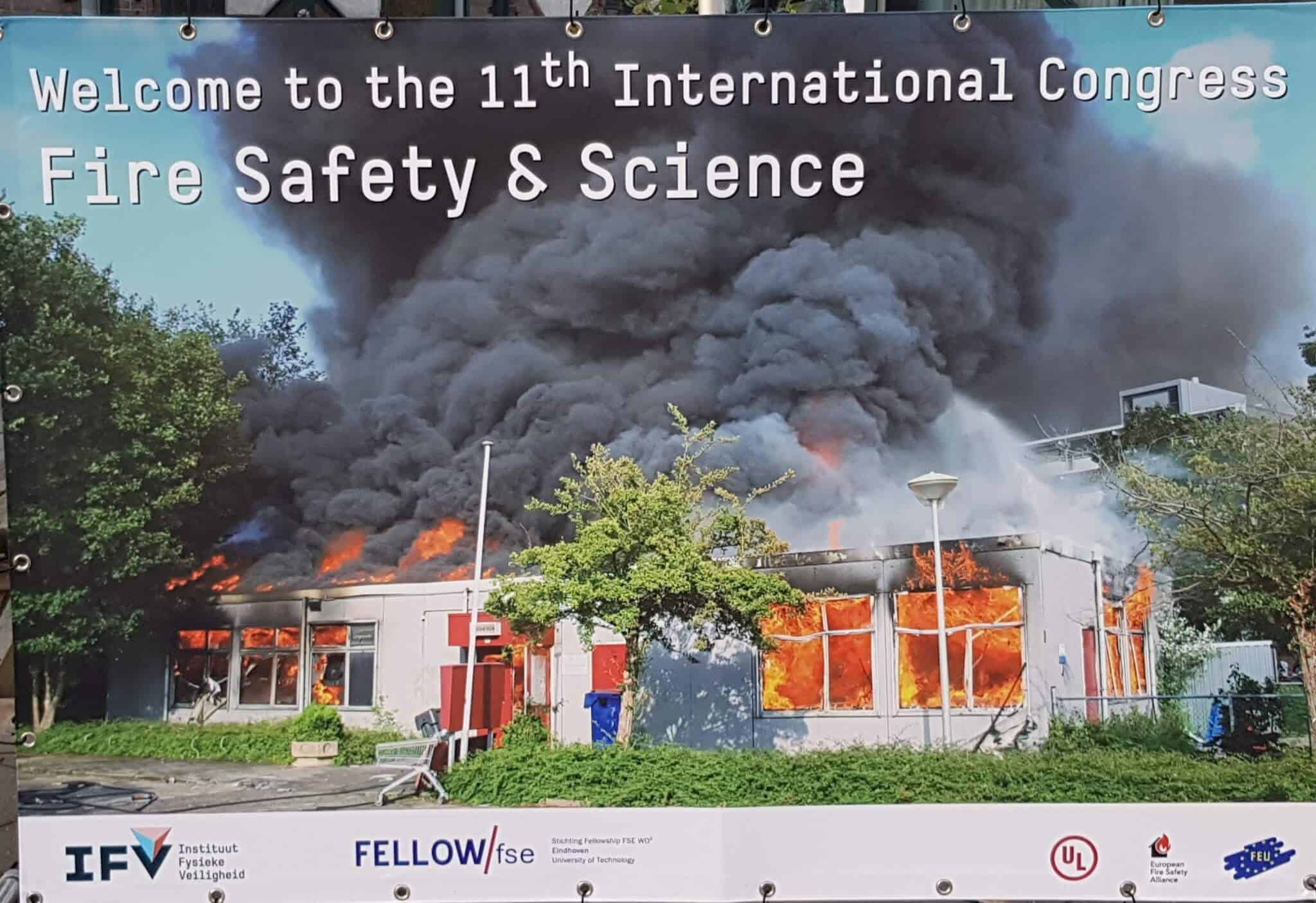 Fire Safety & Science congres 2018