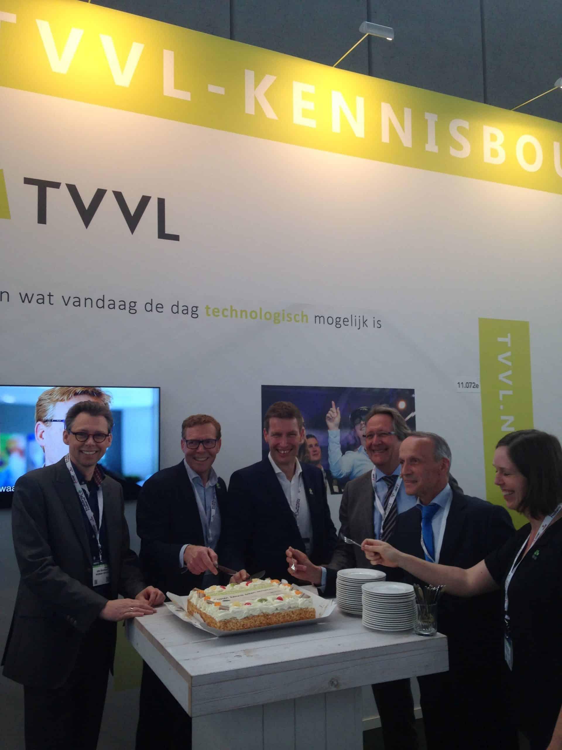 TVVL kennispartners op Building Holland 2017