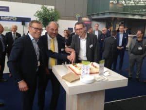 Gezamenlijke start TVVL Kennisplein op Building Holland