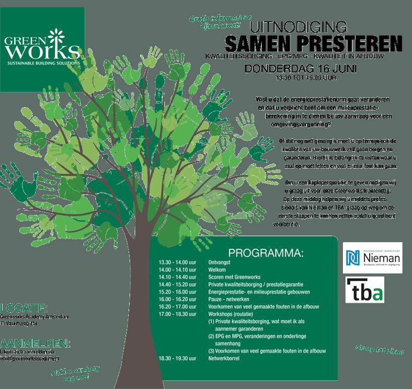 Greenworks klantendagen
