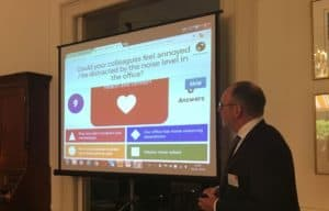 Harm Valk, moderator seminar Van BENG naar Beter. Sociale impact is de sleutel2