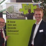 Harm Valk en Henk Koekoek @ Building Holland 2015