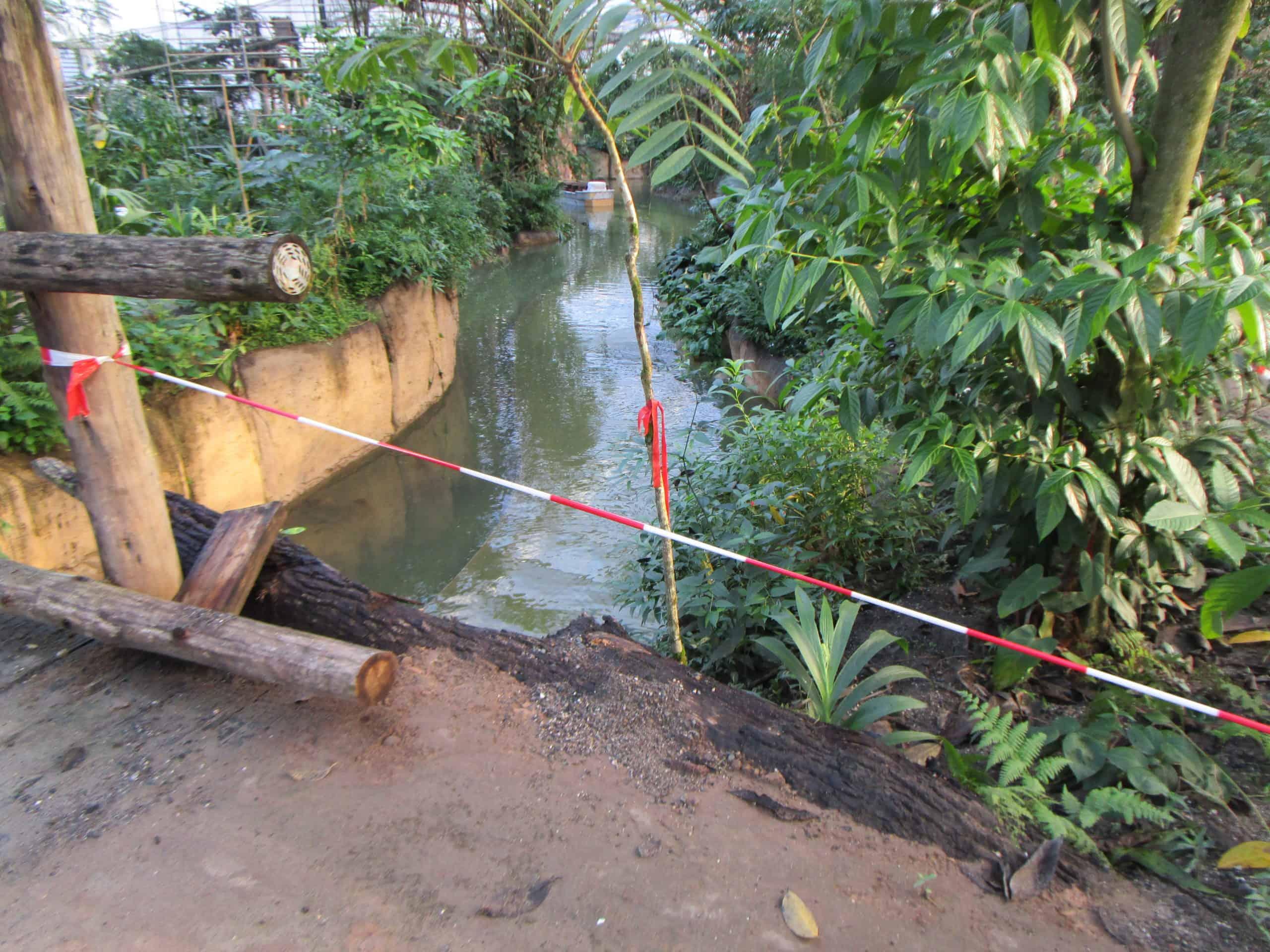 Risico analyse Wildlands Adventure Zoo