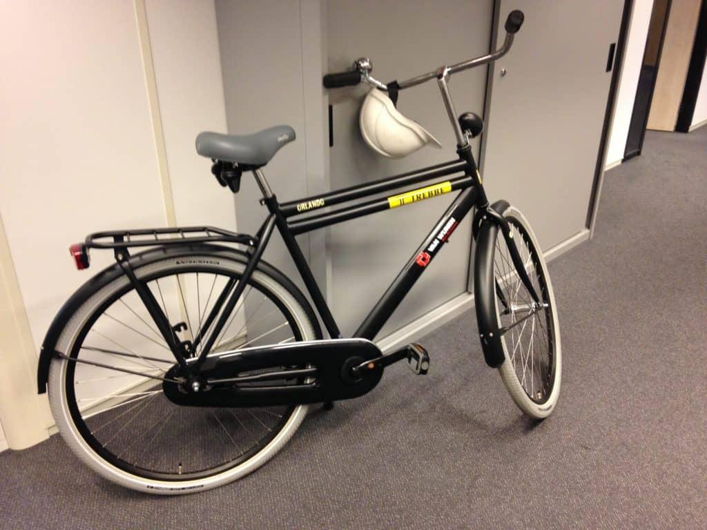 Op de fiets voor BREEAM