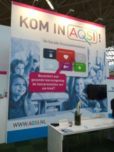 Nieman in AQSI op Building Holland