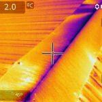 Luchtdicht dak thermografie meting