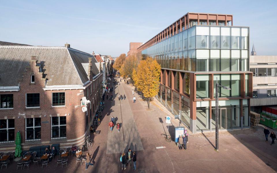 Impressie Building026 Arnhem © www.v8architects.nl