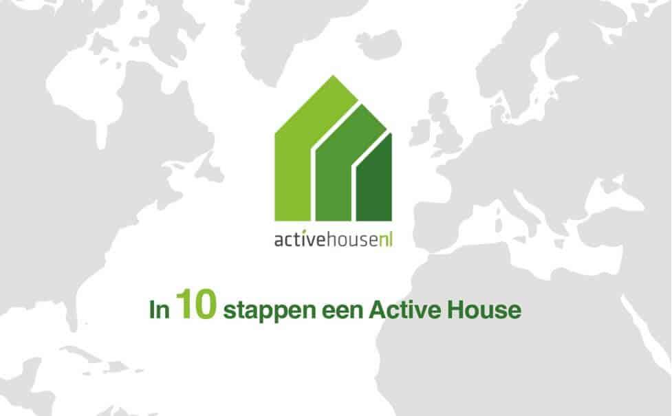 In 10 stappen een Active House