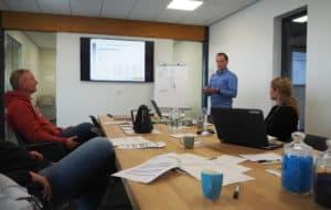 Incompany training door Nieman bij Gerbri Plastics