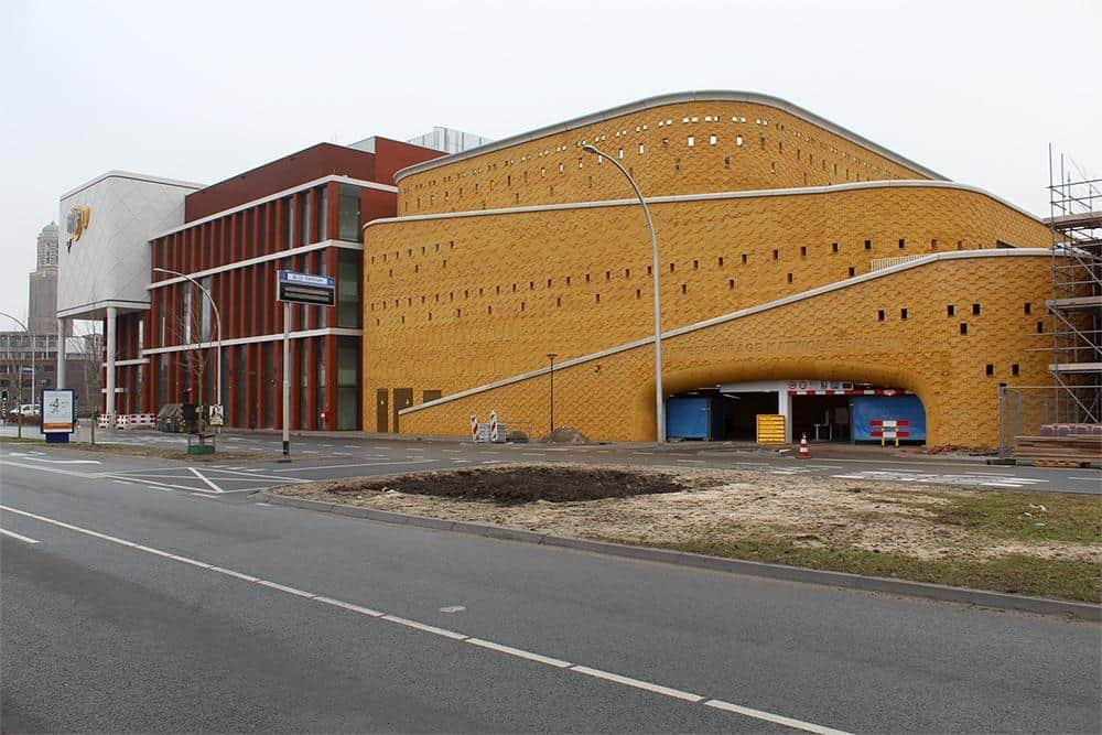 Parkeergarage Katwolderplein Zwolle