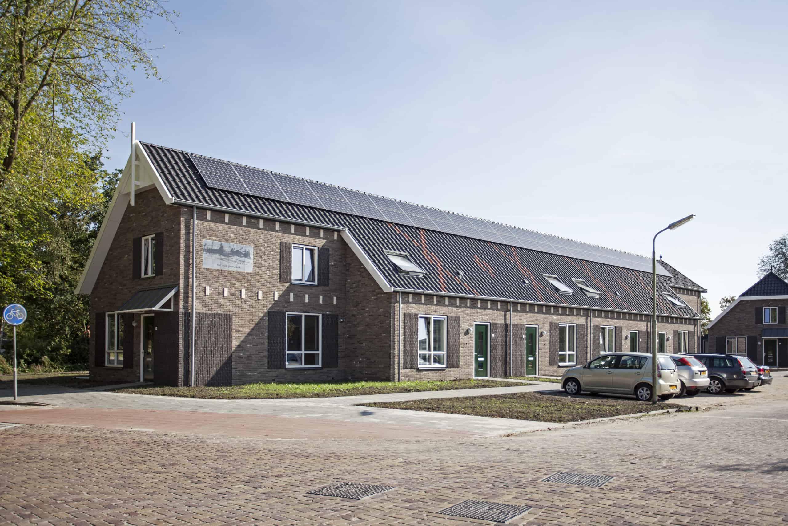 Leeuwarden Schieringen 58 woningen