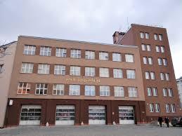 Main School of Fire Service in Warschau
