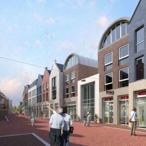 Meerplein-Beverwijk-winkelstraat-1