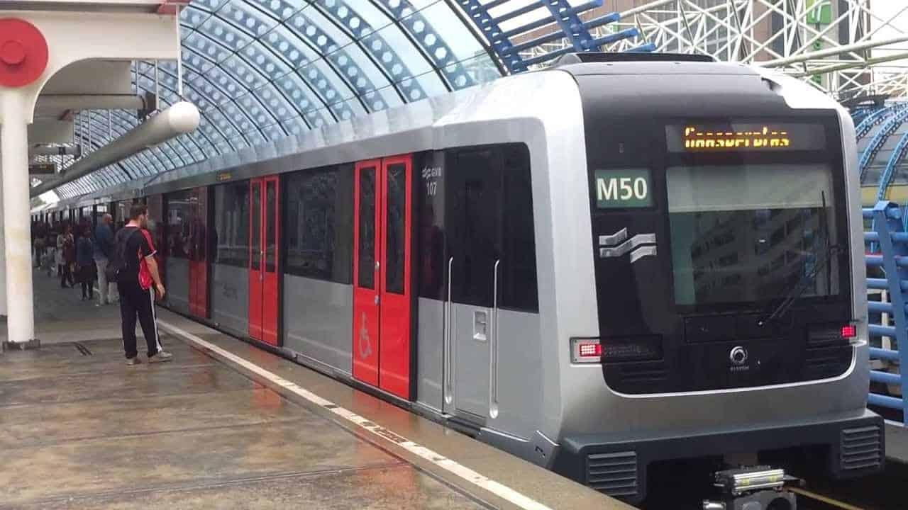Metro-M5 Amsterdam