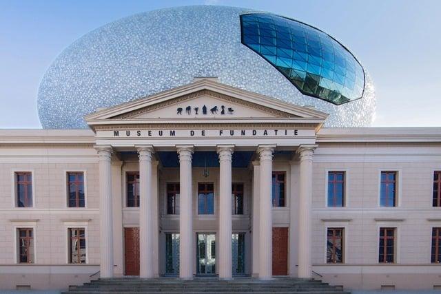 Uitbreiding Museum de Fundatie in Zwolle