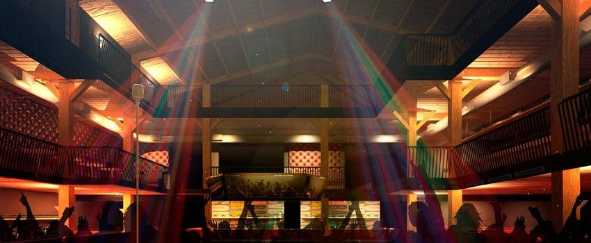 Music Club Kampen, foto: Stef Ekkel