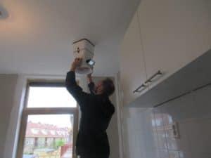 Ventilatiemetingen