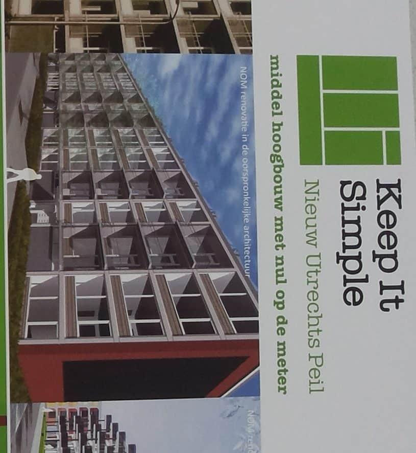 Nieuw Utrechts Peil flyer-thumb