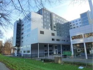 OLVG-West Amsterdam_aanzicht OK complex huidige situatie