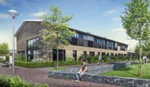 Bouwtekening lofts Apeldoorn