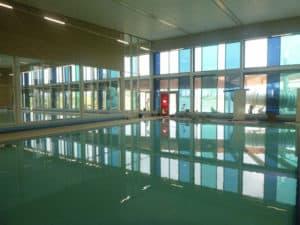 duurzaam en energiezuinig zwembad Nijkerk