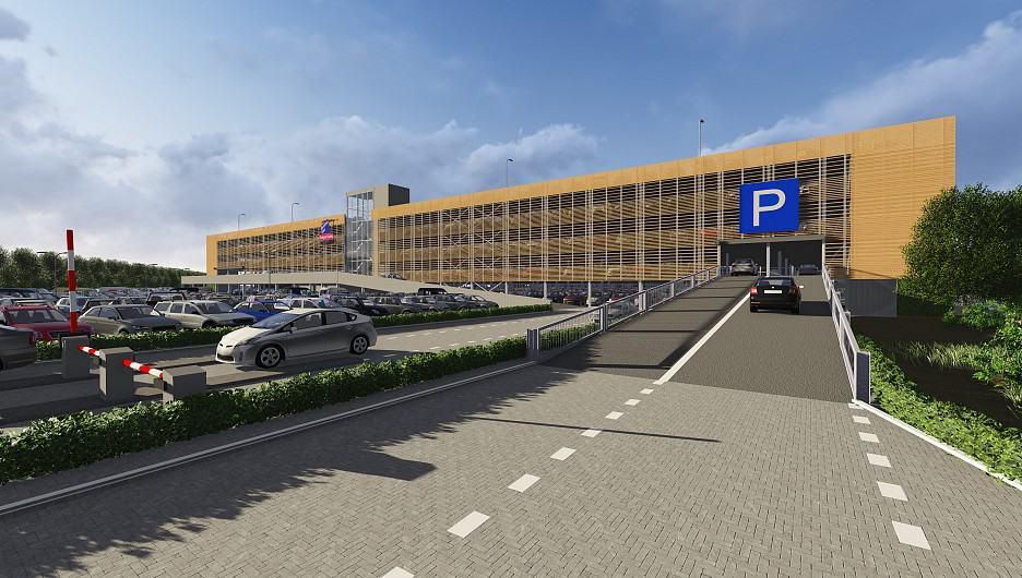 Parkeergarage-Designer-Outlet-Roermond