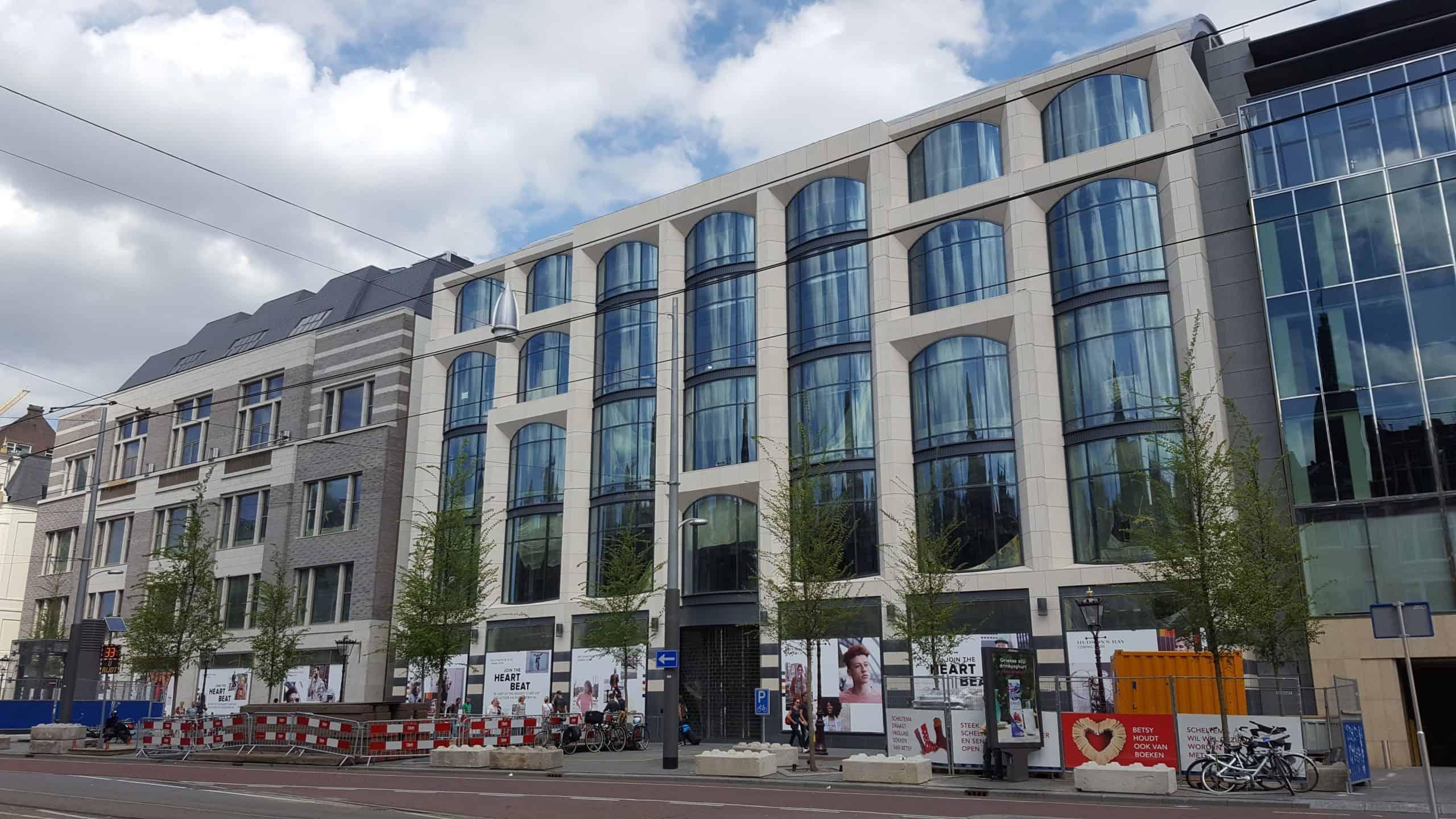 Rokin Amsterdam juni 2017