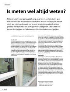 Roofs-2012-10_Is-meten-wel-altijd-weten_1