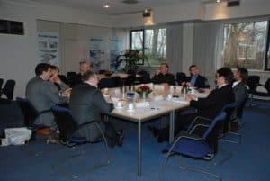 Round table NOM 2015 met Harm Valk